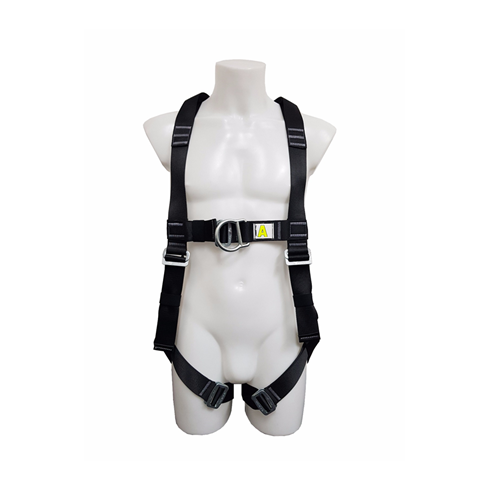 Abtech Safety ABRES Black Rescue Harness