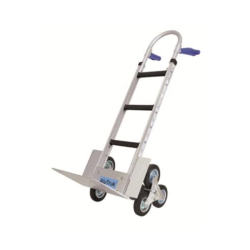 AluTruk Aluminium 3-wheel Stair Climber Sack Truck