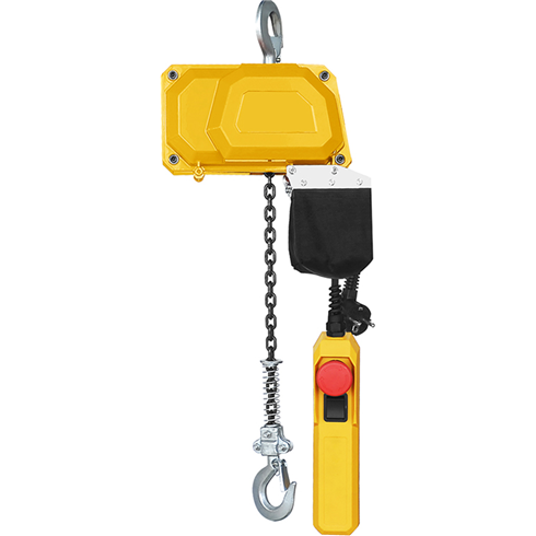 150kg 240volt Electric Chain Hoist x 3mtr c/w Chainbag