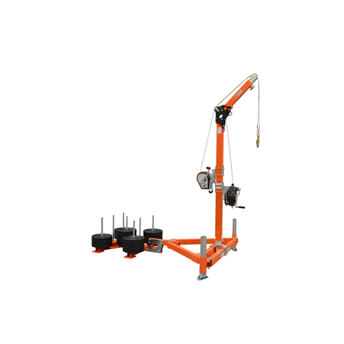 Abtech Safety 30073KIT Counterweight Davit Base Kit
