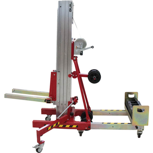 Counter balance 400kg Material Lift 3.55mtr lift height