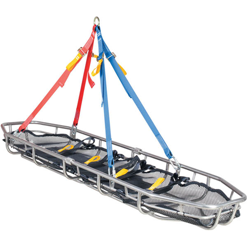 Stainless Steel Folding Rescue Stretcher