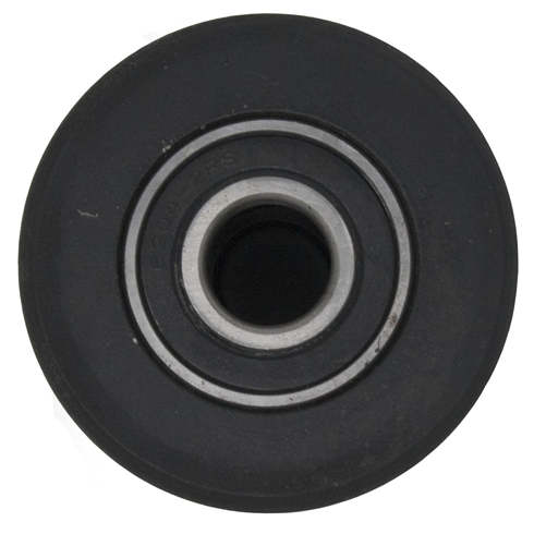 2 tonne 80x90mm Load Wheel c/w Bearing