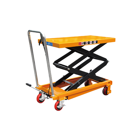Loadsurfer 350kg Double Lift Hydraulic Platform Lifting Table