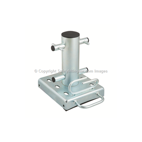 TU100 Lowering Device with Flat Mounting Plate