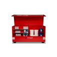 Armorgard FBC8 FlamBank Hazardous Site Storage Chest 2370x985x1220mm