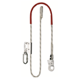 Adjustable Work Positioning Lanyard, 2m - 20m
