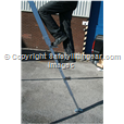 Lifting Tripod, Shear Legs,WLL 1 tonne, Adjustable.