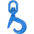G100 Ball Bearing Swivel Self Locking Hook