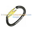 KONG Ovalone DNA Twistlock Karabiner