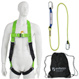 P35 Two-point Harness And Shock Absorber Lanyard Kit
