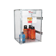 Armorgard TuffCage Collapsible Gas Cage 1300x1240x1800mm