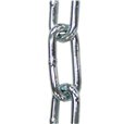 8mm Long Link Chain x 15mtr Reel