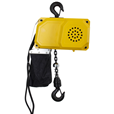 300kg 240volt Electric Chain Hoist x 3mtr c/w Chainbag
