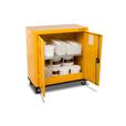Armorgard HMC2 SafeStor Mobile Hazardous Cabinet