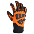 LifeGear Cut Resistant Safety Impact Working Gloves