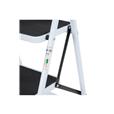 3-Tread Steel Safety Step Ladder
