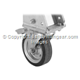 1750kg Aluminium Gantry, 2mtr beam, 3200-5400mm