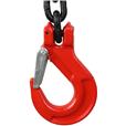 4.25 tonne 4Leg Chainsling, Adjusters & Latch Hooks