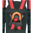 G-Force P80E ISOL Electricians Insulated Safety Harness, Sizes M - XXL