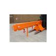 2tonne Fork Mounted Adjustable Height Extending Jib