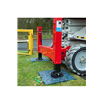 Ecolift 500x500x40mm Recessed Square Outrigger Pad