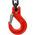 6.7 tonne 4Leg Chainsling, Adjusters & comes with Latch Hooks