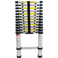 Aluminium Telescopic Ladder Sizes 2.6m - 3.8m