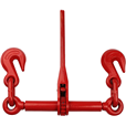 14970kg M.B.S Ratchet Loadbinder Set with Grab Hooks