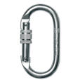 Shock Absorbing Lanyard, Karabiners At Each End 1.3m - 2m
