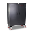 Armorgard FC3 FittingStor Mobile Site Cabinet 1200x550x1750mm