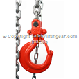 Elephant Chain Block Hoist 2 tonne, 3mtr to 30mtrs