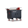 """Armorgard BH1270-VF Mobile Tuffbench with Wooden Top, 4"""" Chain Vice and 6"""" Engineers Vice"""
