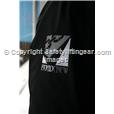 Jacket Safety Harness, Wind Breaker/Water Proof Black