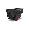 Armorgard RT400 750kg Heavy Duty Rubble Truck