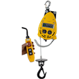 500kg 110volt Wire Rope Hoist c/w Hook Attachment