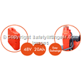 1500kg Semi-electric Battery Pallet Truck 540x1150mm