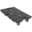 150kg Connectable Plastic Dolly Trolley 595 x 405mm