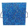 1100x1100x40mm Premium Square Outrigger Pad