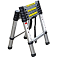 2.6mtr Aluminium 3-way Combination Ladder