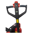 1500kg 'Edge' Fully-electric Battery Pallet Truck 540x1150mm