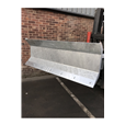 Fork Mounted Snow Plough Attachment 1250mm Blade Width