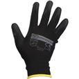 Black Nitrile Engineering Gloves