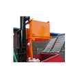 750kg Automatic Bottom Empty Skip