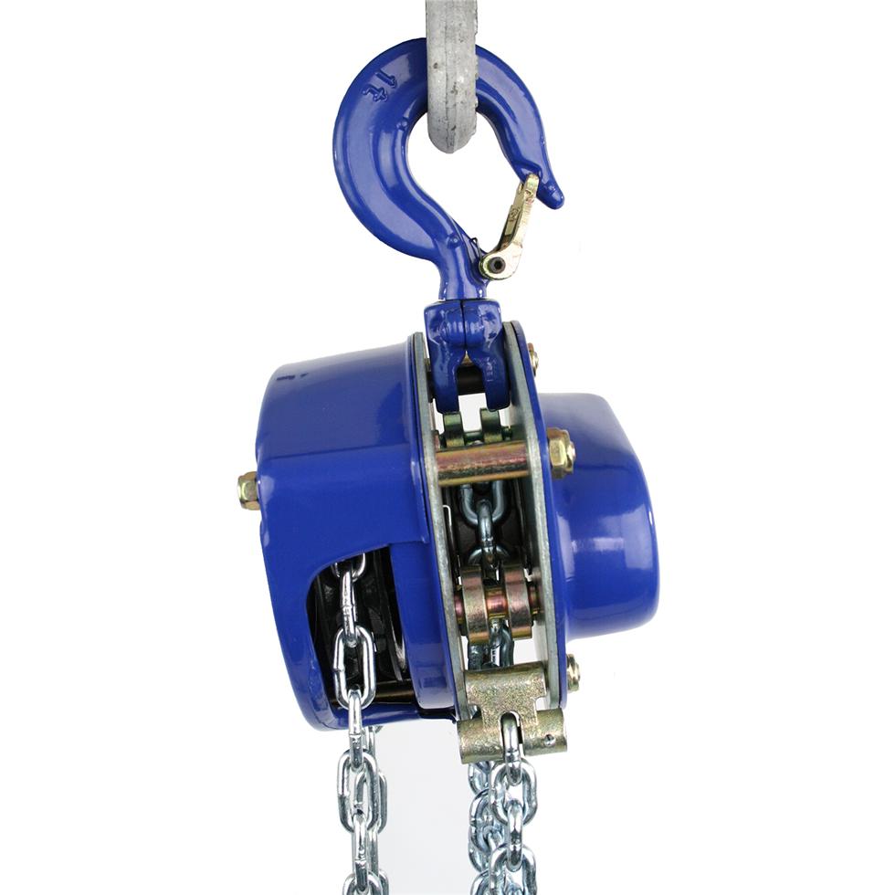 Liftingear 2 Tonne Chainblock Safety Lifting