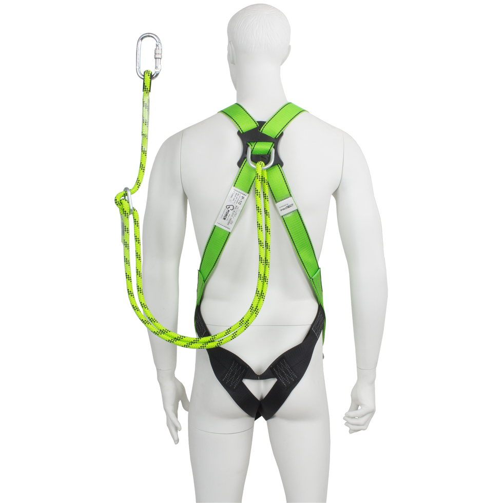 Safety Harness Kit For Access Platform Cherry Picker