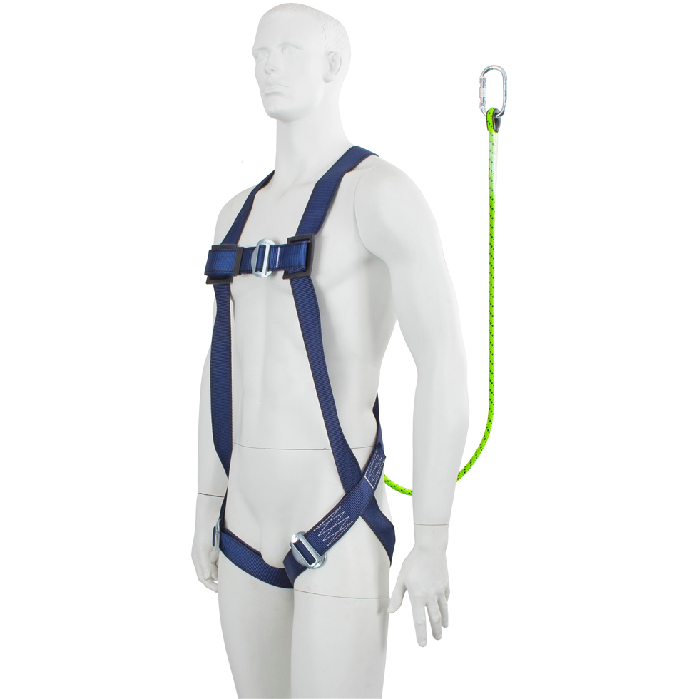 Safety Harness Kit For Access Platform Cherry Picker Budget Off Road Restraint