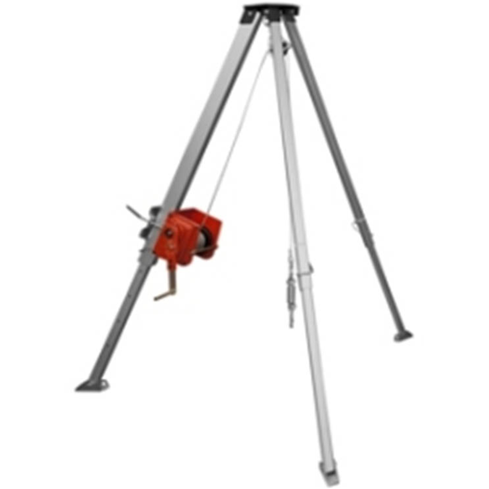 Multipurpose Tripod And Gantry With Winch Safety Lifting