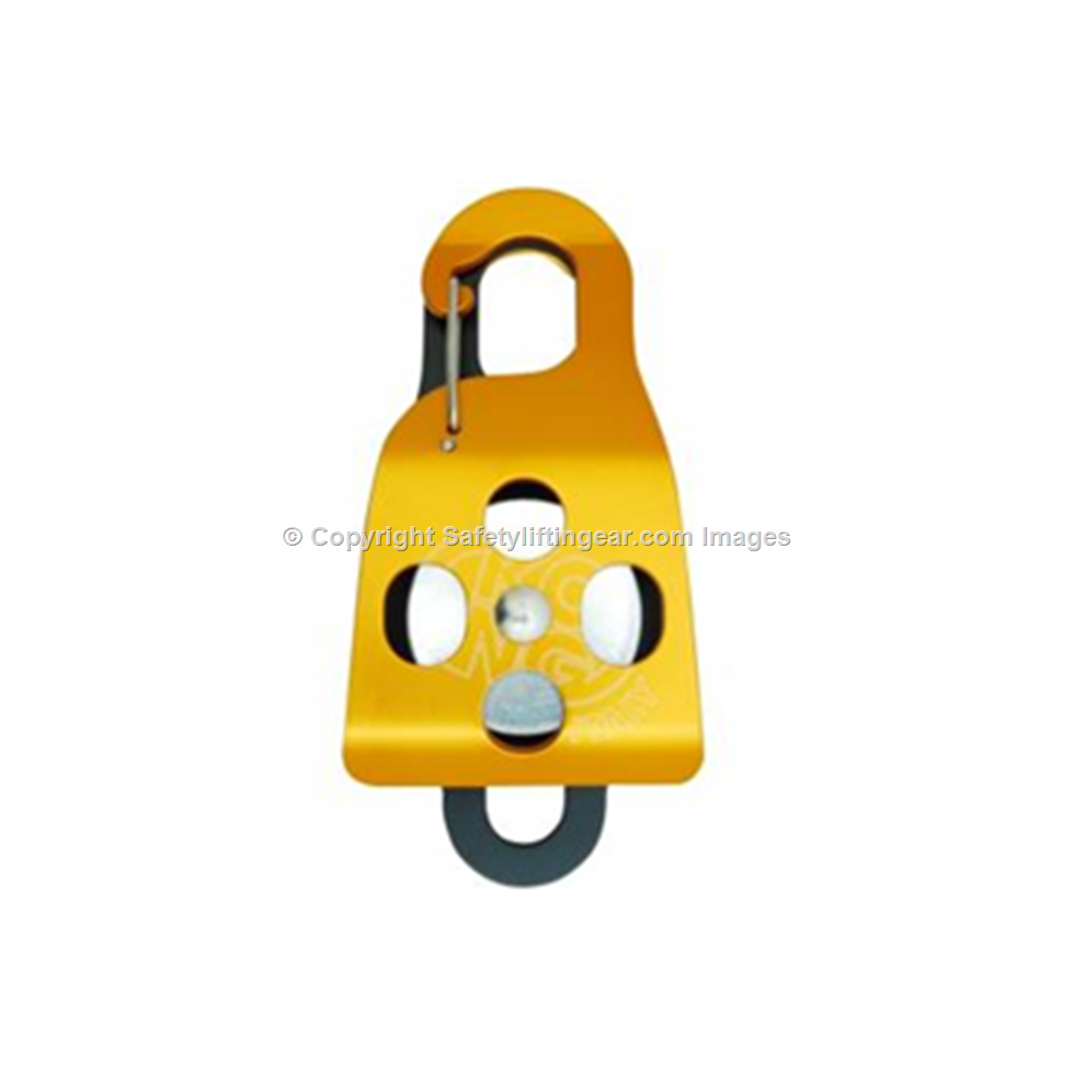 KONG Twin Wire Rope Pulley| Safety Lifting